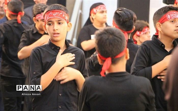 سوگواره دانشآموزی «احلی من العسل» در ساری