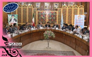 جلسه شورای پروژه مهر اصفهان برگزار شد