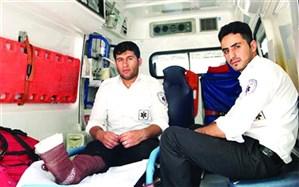 حمله به تکنیسین اورژانس اصفهان هنگام امدادرسانی