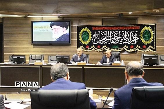 جلسه شورای آموزش و پرورش آذربایجان غربی