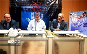 حضور فولادوند در جلسه پروژه مهر منطقه 2