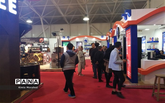 برگزاری دومین نمایشگاه قهوه و صنایع مربوطه در شیراز