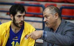 مهران حاتمی: بسکتبالیستهای ایران فراموش کرده بودند پورتوریکو تیم شانزدهم دنیاست