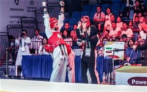 تیم ملی تکواندو ایران با قهرمانی جهان المپیکی شد