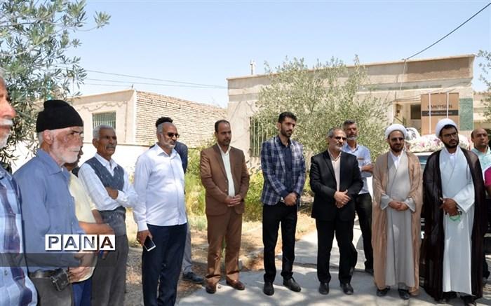 اهدای 30 سری جهیزیه به نوعروسان شهرستان  خوسف