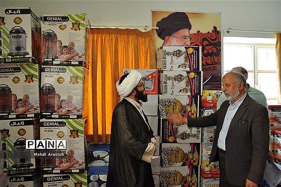 اهدای 30 سری جهیزیه به نوعروسان خوسف