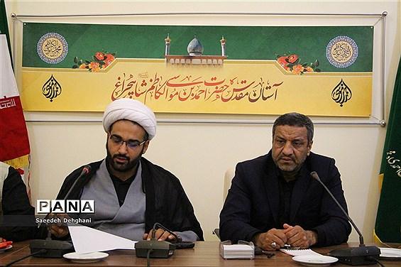 نشست خبری پانزدهمین همایش شیرخوارگان حسینی در فارس