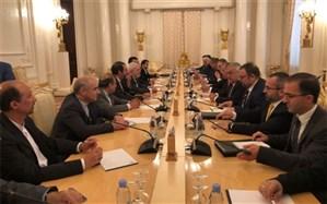 ظریف و لاوروف مذاکره کردند