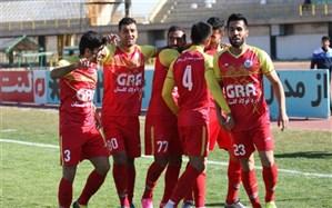 دومین پیروزی تیم گل ریحان البرز در لیگ آزادگان رقم خورد