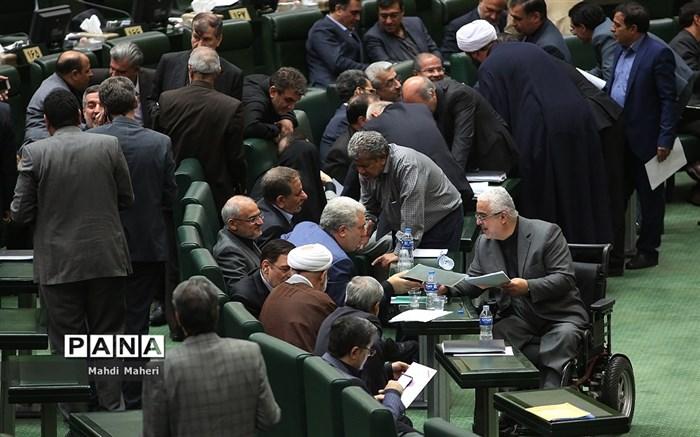 جلسه رای اعتماد به وزرای پیشنهادی دولت با حضور رئیسجمهوری