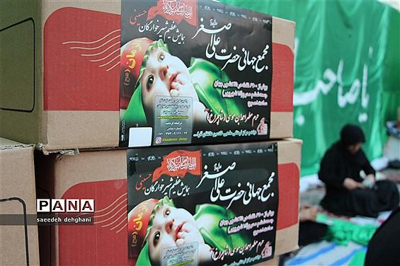 محدودیتهای ترافیکی برگزاری همایش شیرخوارگان حسینی در شیراز اعلام شد
