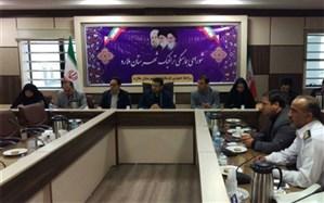 برگزاری جلسه بررسی آخرین وضعیت سرویس مدارس درشهرستان ملارد