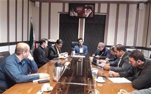 برگزاری  جلسه هماهنگی سوگواره (احلی من العسل)درآموزش وپرورش ناحیه دو شهرری