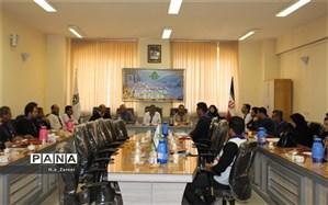 گردهمایی مسئولین سازمان های دانش آموزی اصفهان برگزار شد
