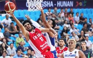 رقیبهای بسکتبال ایران در دور دوم جام جهانی مشخص شدند