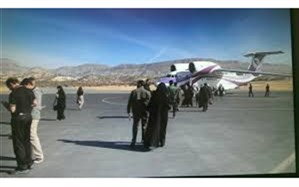 رایزنی برای برقراری روزانه چهار پرواز از فرودگاه ایلام به نجف  آغاز شد
