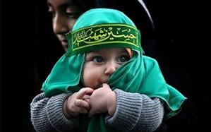 همایش شیرخوارگان حسینی در14 نقطه سیستان و بلوچستان برگزار می شود