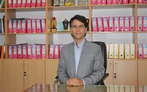 تجلیل از رئیس اداره استعدادهای درخشان آموزش و پرورش استان زنجان