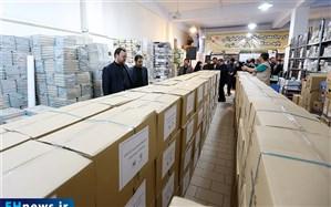 ارسال ۲۰ هزار جلد کتاب اهدایی به مناطق سیلزده