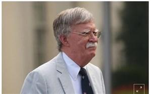 موضعگیری بولتون در قبال تعیین پاداش برای اخلال در کار سپاه پاسداران