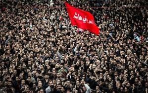 اجتماع بزرگ عاشورائیان در میدان شهدای کرج