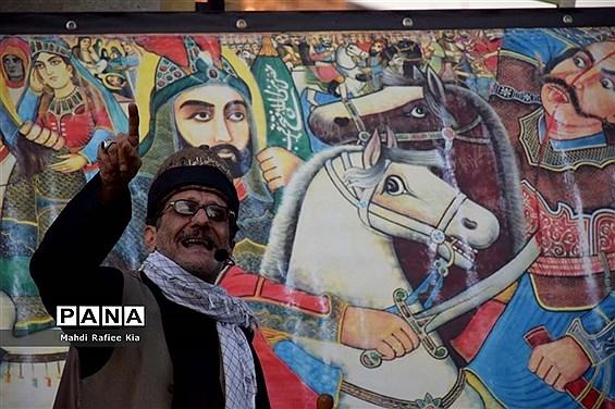 سوگواره هنرهای نمایشی بغض  صحنه در تبریز