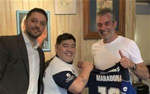 تیم جدید دیگو مارادونا مشخص شد