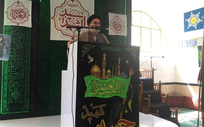 خطبه های عبادی سیاسی نماز جمعه فیروزکوه