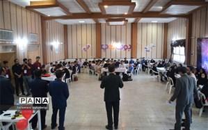 برگزاری بوت کمپ دانش آموزی در تربت حیدریه