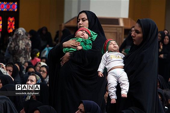 پانزدهمین همایش جهانی شیرخوارگان حسینی در شیراز