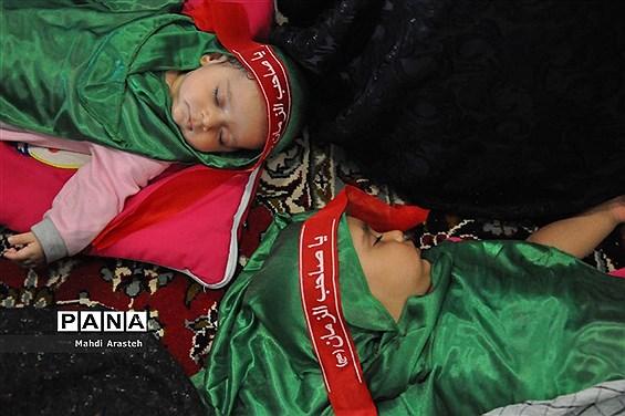 همایش جهانی شیرخوارگان حسینی درشهرستان خوسف