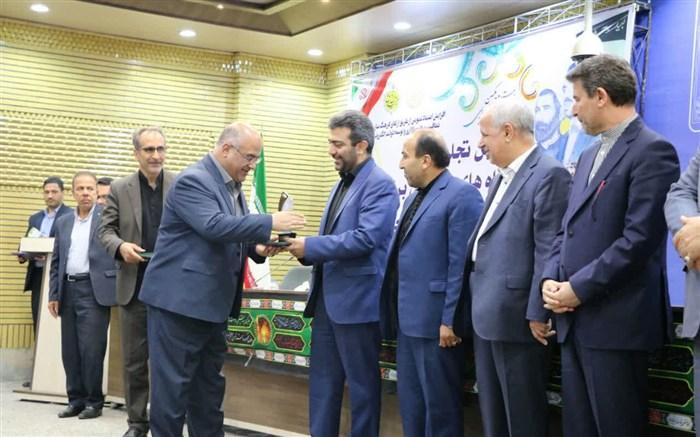 آموزش و پرورش آذربایجان غربی عنوان دستگاه اجرایی برتر جشنواره شهید رجایی را کسب کرد