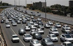 ترافیک صبحگاهی در غرب به شرق بزرگرههای پایتخت