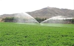 تجهیز ۳۴ هزار هکتار از مزارع سیستان و بلوچستان به آبیاری نوین