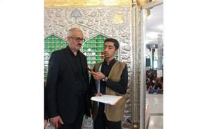 سوگواره احلی من العسل در 12 نقطه استان برگزار شد