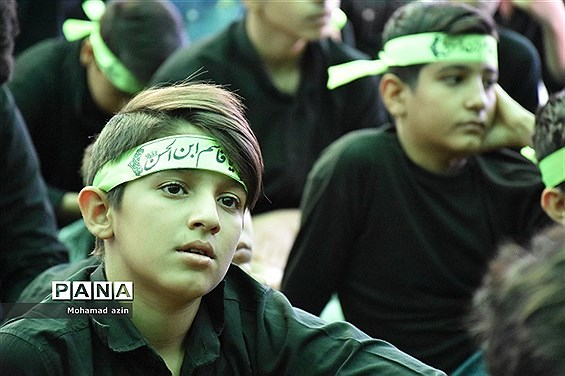 اجتماع بزرگ (احلی من العسل) نوجوانان دانشآموز کرمانشاهی