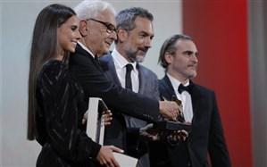 «جوکر» بهترین فیلم جشنواره ونیز شد