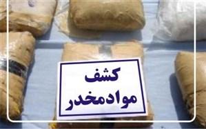 142 کیلو تریاک و حشیش در بازرسی از یک دستگاه کامیون در یزد کشف شد