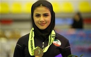 دبل طلایی دختران کاراتهکا ایران در لیگ جهانی؛ سارا بهمنیار به یک قدمی المپیک رسید