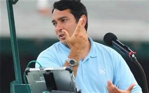 قضاوت فینال تنیس اوپن آمریکا به داور ایرانی رسید