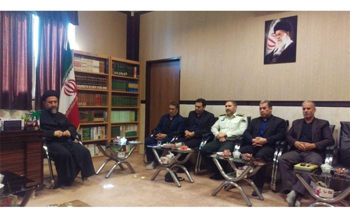 تشکیل جلسه امر به معروف و نهی از منکر در ملارد