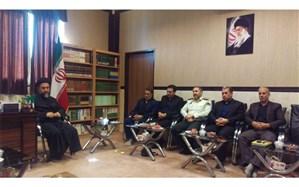 برگزاری  جلسه ستاد امر به معروف و نهی از منکرشهرستان ملارد