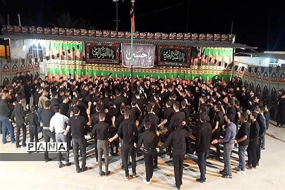 حال و هوای مردم کنارتخته در ایام عزای سالار شهیدان حسین (ع)