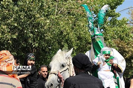 عاشورای حسینی در شهرری