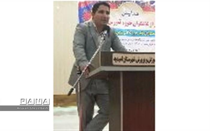 جلسه شورای آموزش وپرورش شهرستان امیدیه