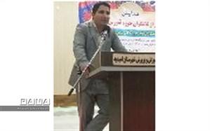 برگزاری نشست شورای آموزش و پرورش شهرستان امیدیه با موضوع پروژه مهر ۹۸