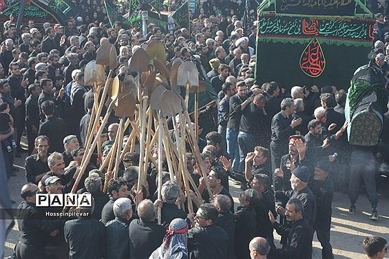 مراسم بیلزنی در شهرستان خوسف