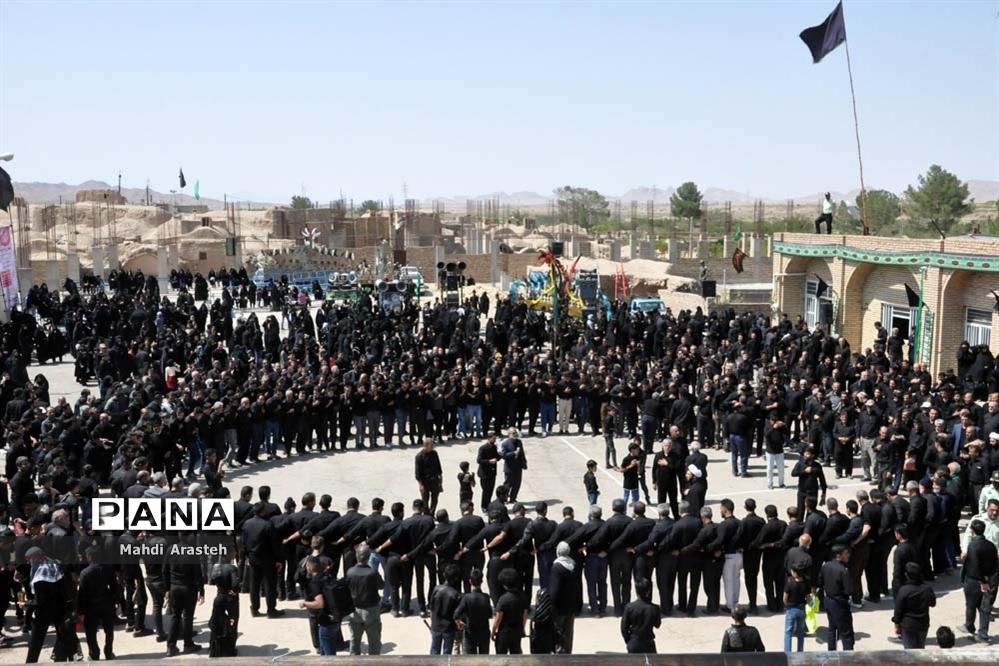 عاشورای حسینی  در شهرستان خوسف خراسان جنوبی
