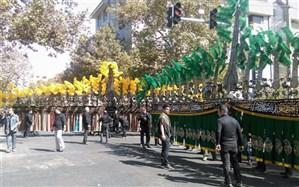 علامت کشی در روز سوم امام حسین (ع) در کرج ممنوع شد
