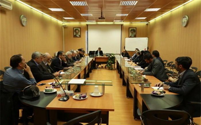 برپایی نشست کمیسیون دانشجویی در آستانه بازگشایی دانشگاه ها